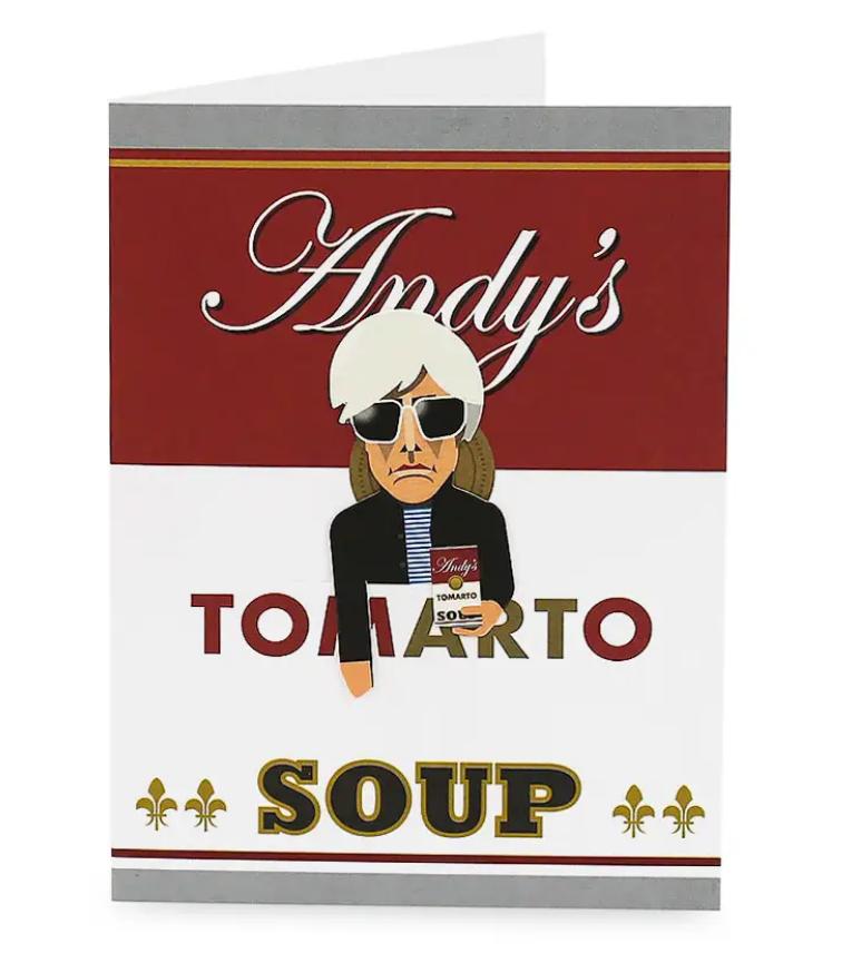Artist Bookmark Card - Pop Artist-1