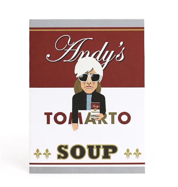 Artist Bookmark Card - Pop Artist-4