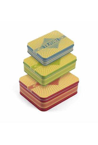 tesori keepsake tins