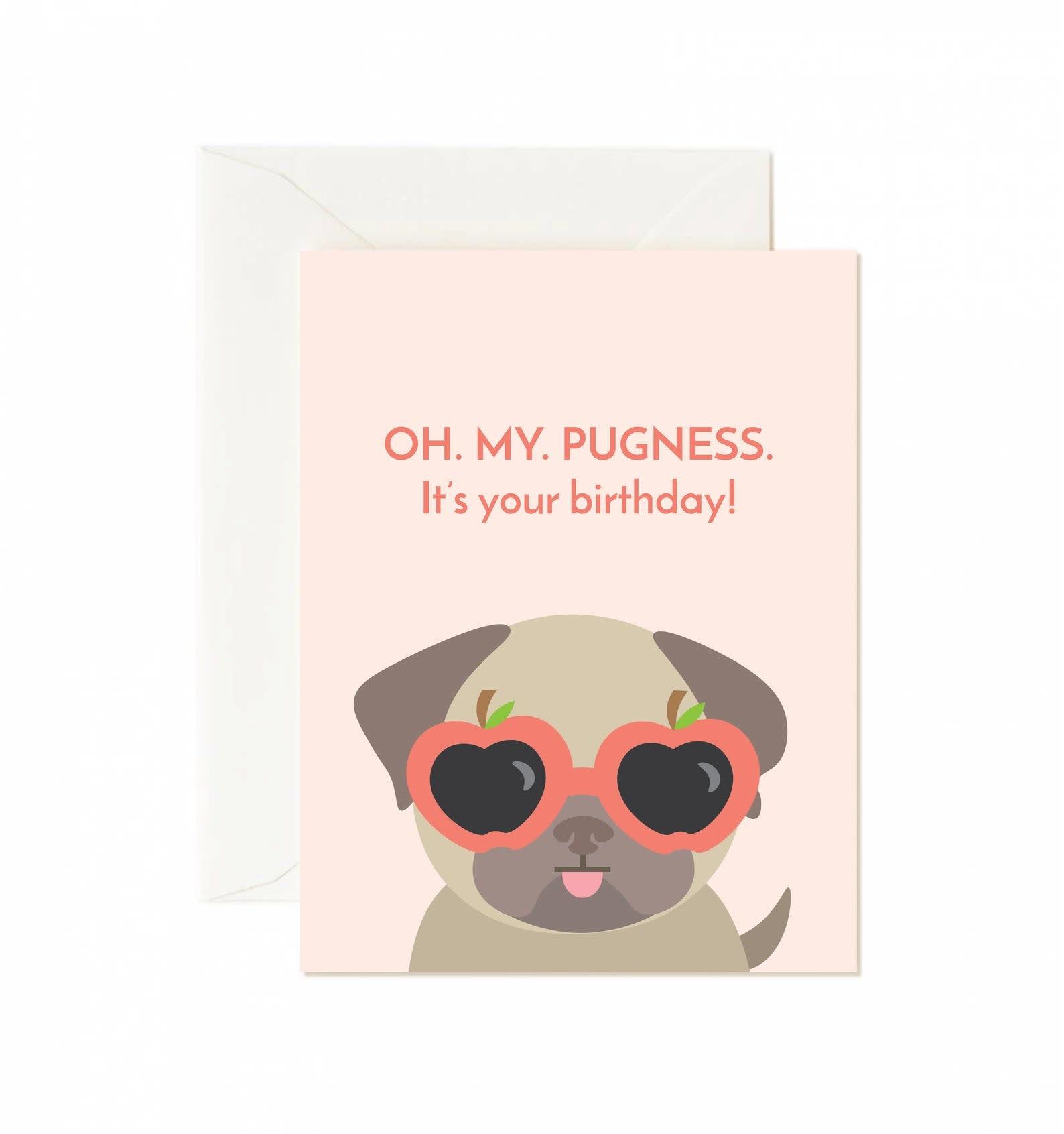 pug birthday card-1