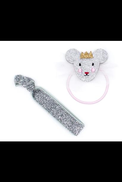 princess mouse 2pk hair bands