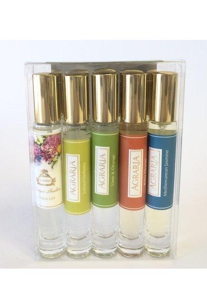 petite essence spray citrus collection
