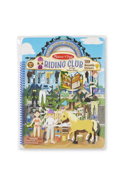 Riding Club Sticker Activity Book