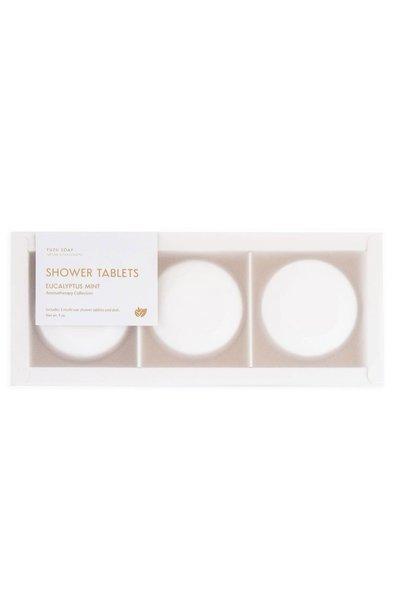 eucalyptus mint shower tablets