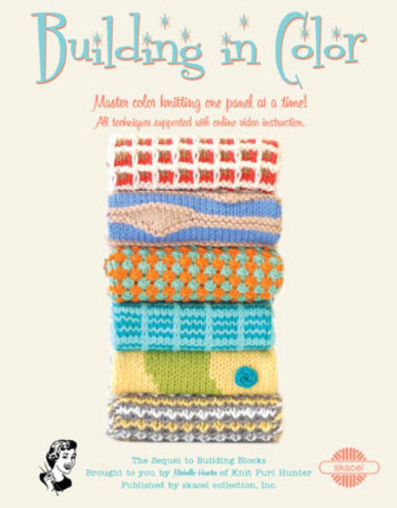 Skacel Building in Color Pattern Book