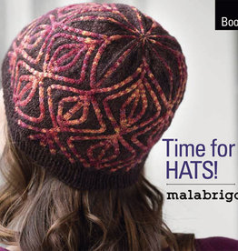 Malabrigo Book 15 Time for Hats!