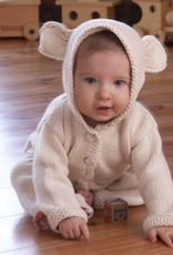 Lamb's Ear Cardigan Kit