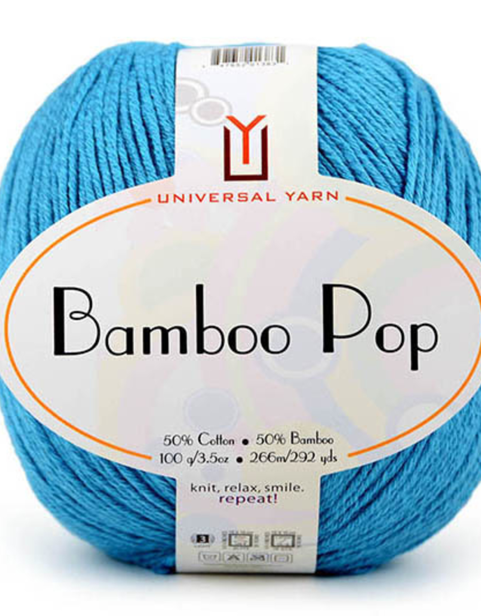 Universal Yarn Inc Bamboo Pop