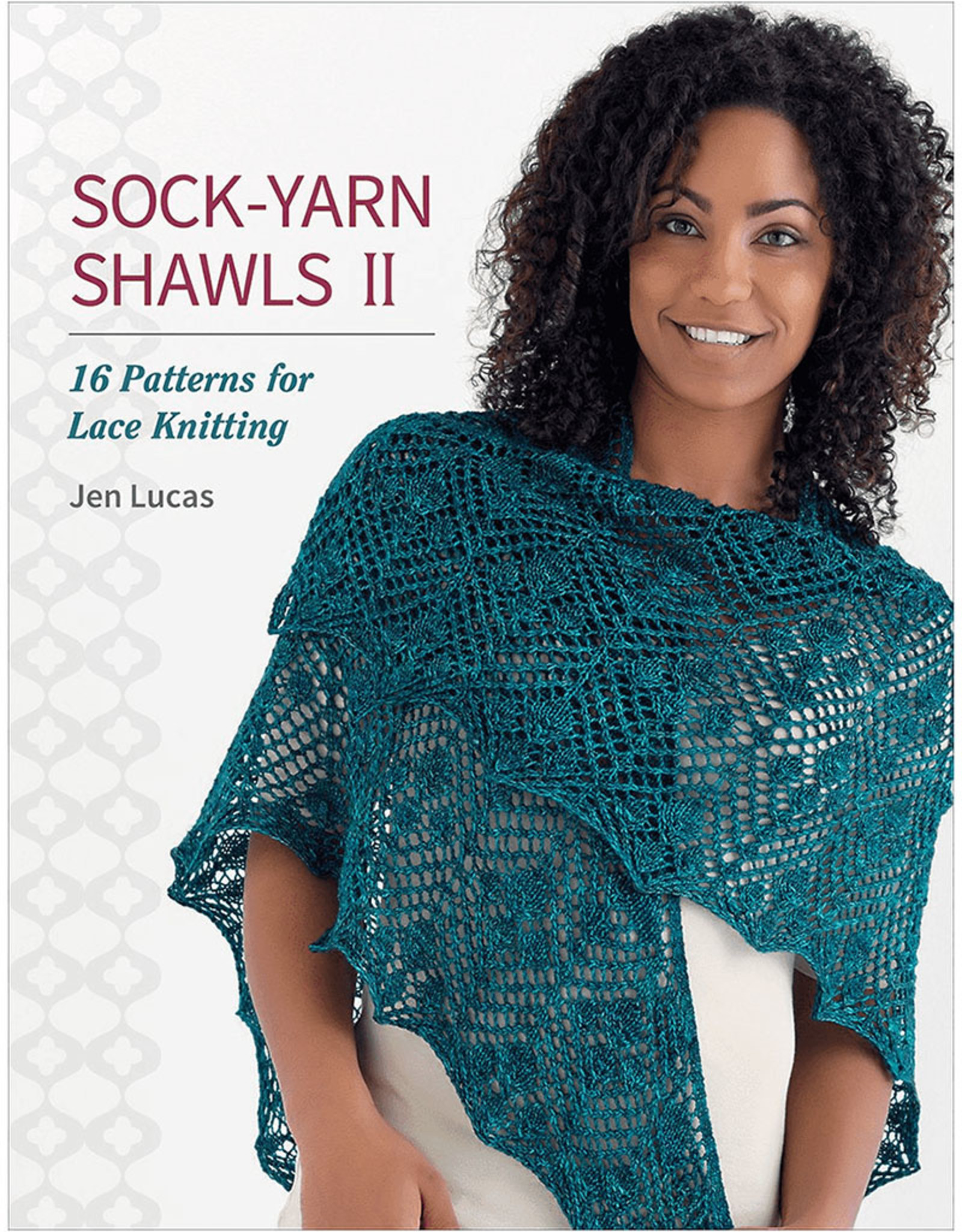 Martingale & Company-Sock-Yarn Shawls II