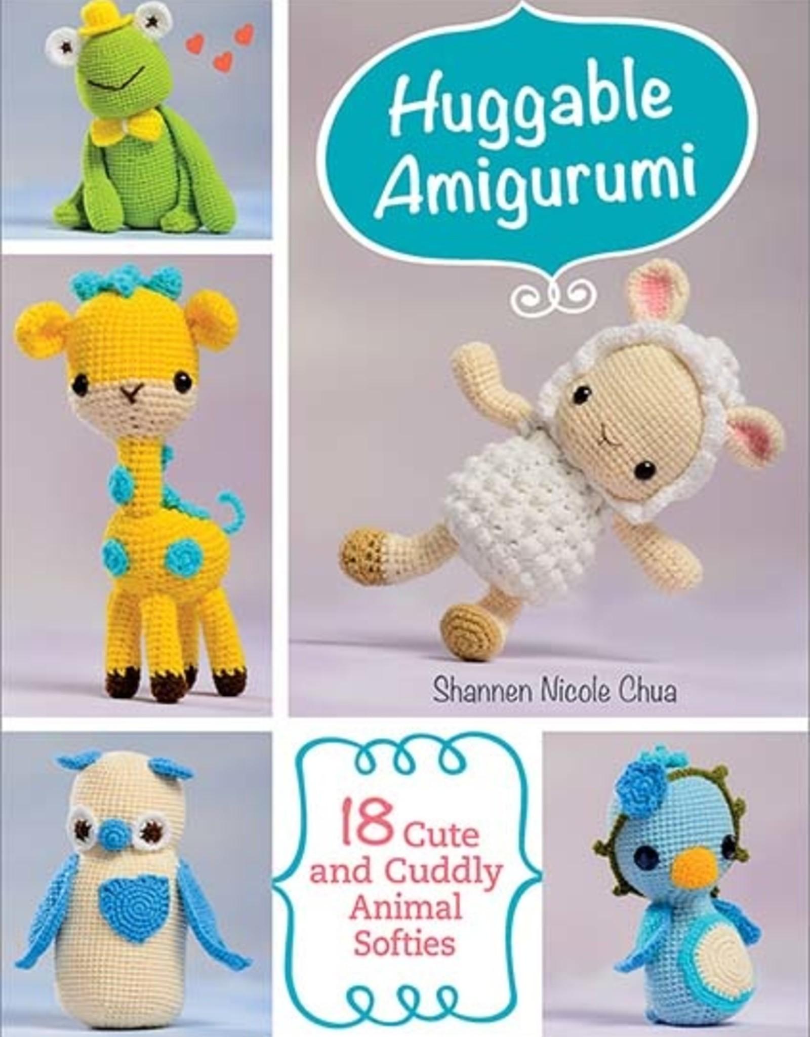 Huggable Amigurumi Book