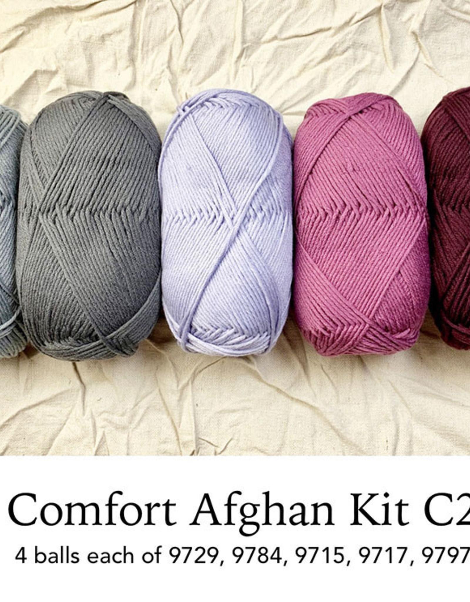 Berroco Afghan Kit