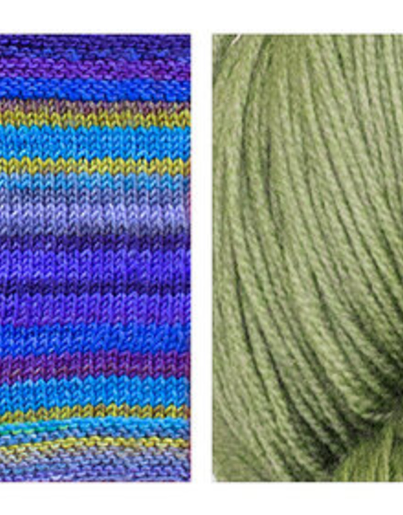 Urth Yarns Butterfly Shawl Kit