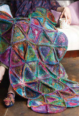 Granny Quilt Free Pattern with Required Yarn