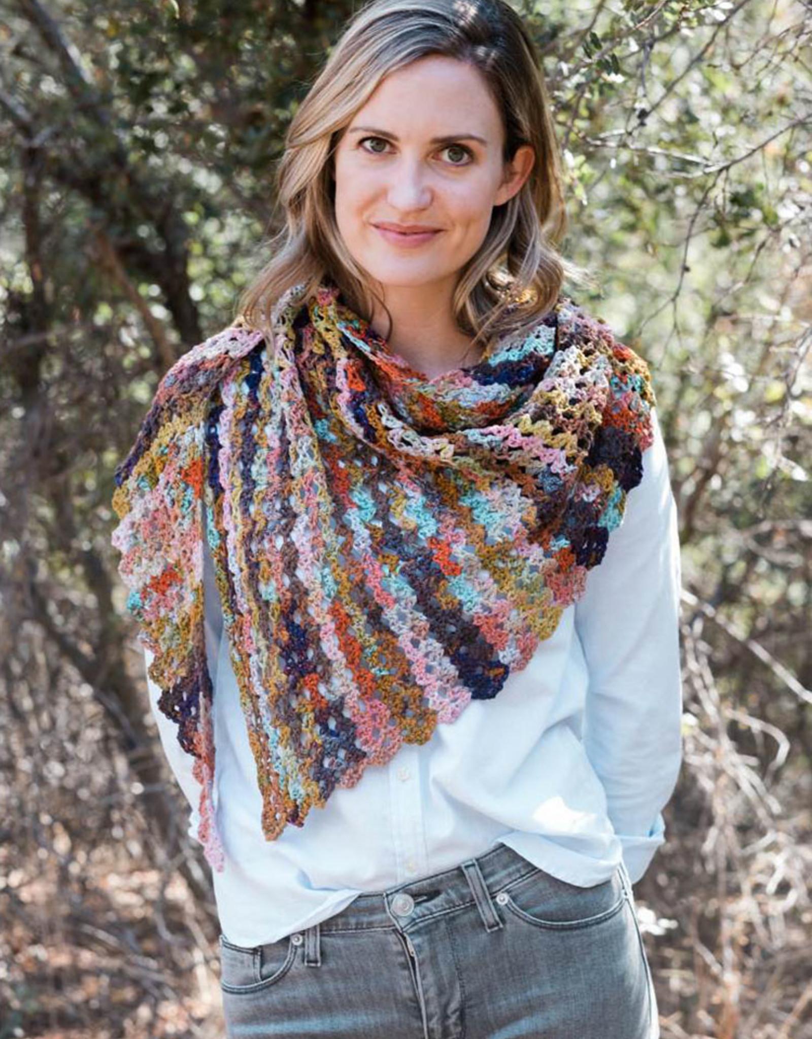 Perris Crochet Shawl