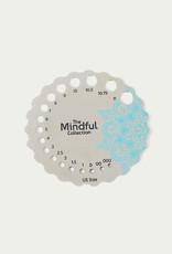 Knitters Pride Mindful Needle Gauge