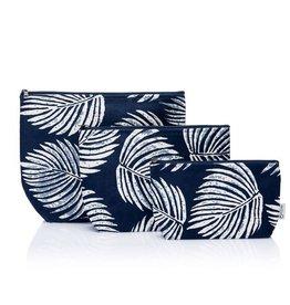 Della Q Mesh Zip Bag Set