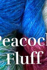 Unplanned Peacock Fluff