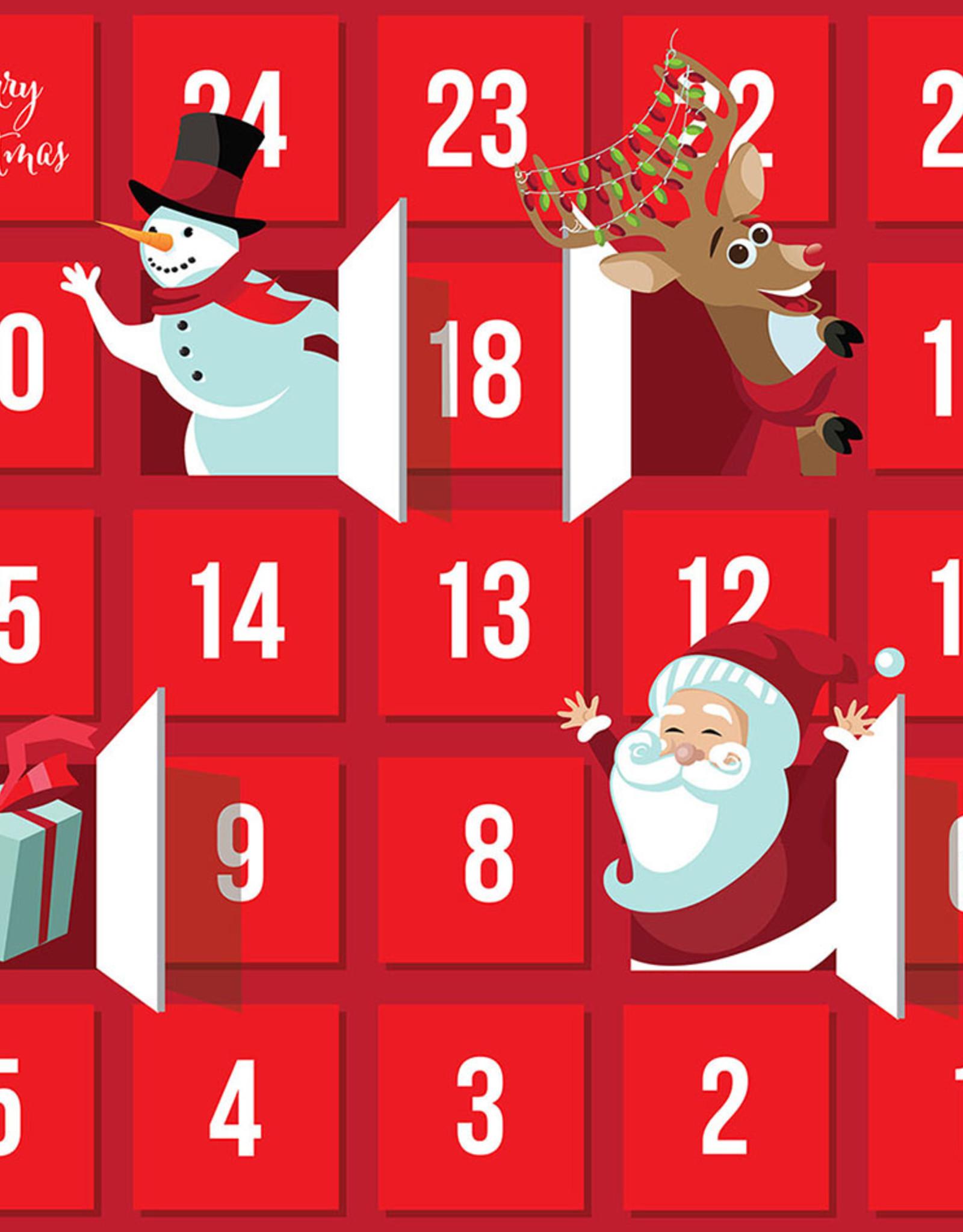 Cumberland Fiber Works Advent Calendar