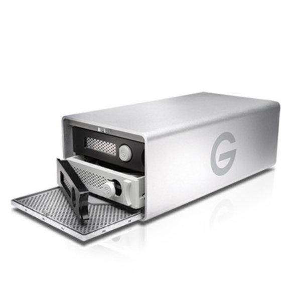 G-Tech G-Tech G-Raid w/Thunderbolt 3, 12TB, 2-Bay Removable, 2xTB3+USB 3.0+HDMI