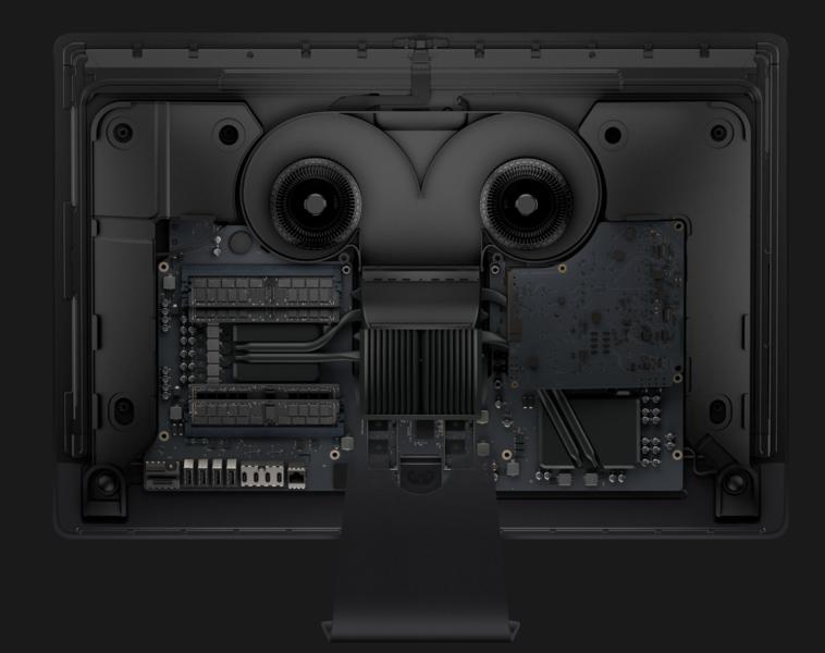 """Apple iMac Pro 27"""" 3.2GHz 8C/32GB/1TB SSD/Vega64 w/16GB/L17"""