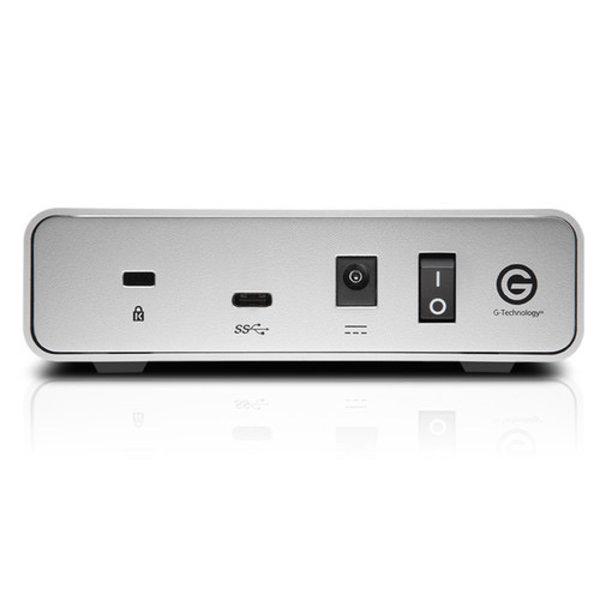G-DRIVE USB-C 4TB 5400RPM, USB 3.1