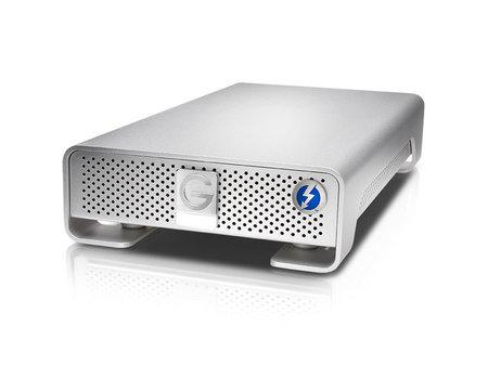 G-Drive 10TB 7200RPM, USB 3.0 + Thunderbolt