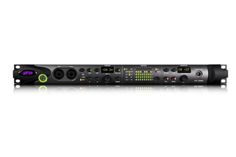Apple AVID HD Omni - All in One 4x8 Interface
