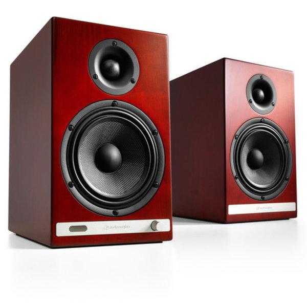 Apple AudioEngine HD6 Cherry Speakers