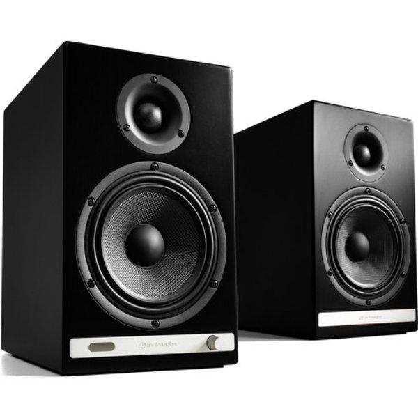 Apple AudioEngine HD6 Black Speakers
