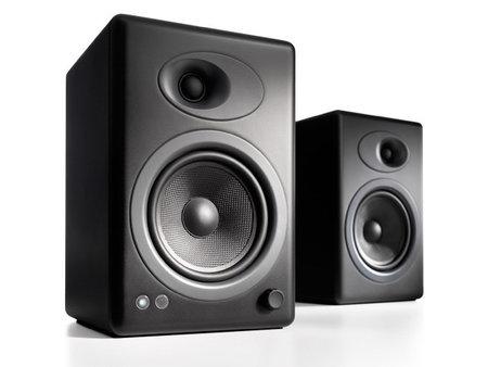 Apple AudioEngine A5+ Black Speakers