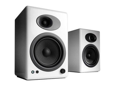 Apple AudioEngine A5+ White Speakers