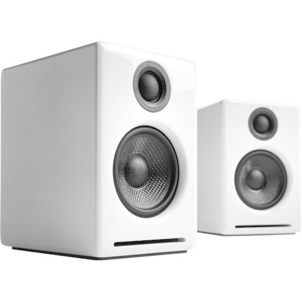 Apple AudioEngine A2+ White Speakers