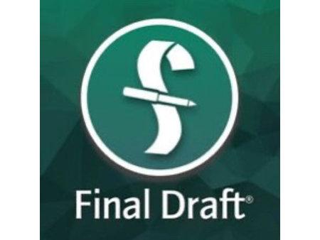 Apple Final Draft 11