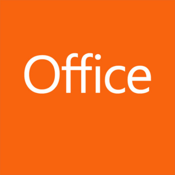 Apple MS Office