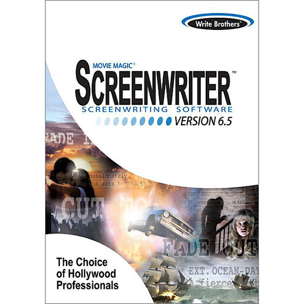 Apple Movie Magic Screenwriter 6