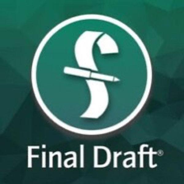 Apple Final Draft 8