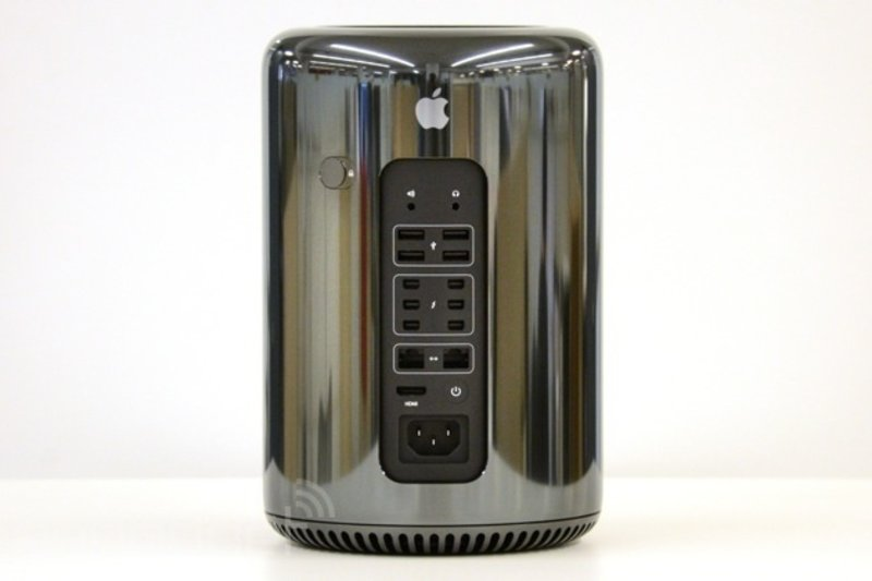 Pre-Loved Mac Pro / 6,1 cylinder / 3.0GHz 8-core / 16GB RAM / D300 graphics / 250GB flash boot drive