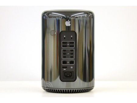 Pre-Loved Mac Pro / 6,1 cylinder / 3.7GHz 4-core / 16GB RAM / D300 graphics / 250GB flash boot drive