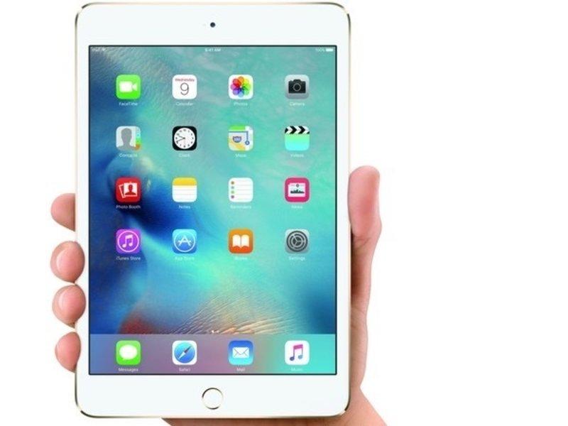 Apple iPad Mini 4 / 64GB / CELL / Silver
