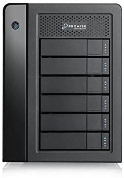 Apple Promise Pegasus R6 24TB (6x4TB) RAID System