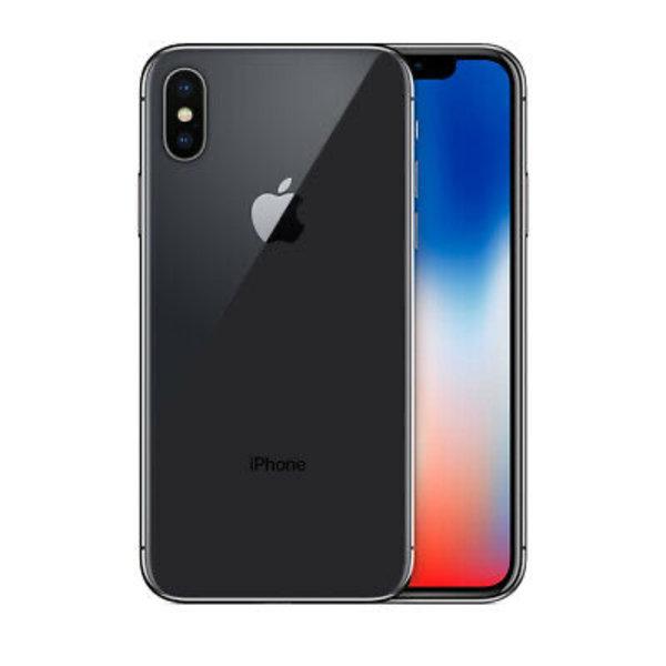 Apple iPhone X / 64GB / SpaceGrey / Unlocked