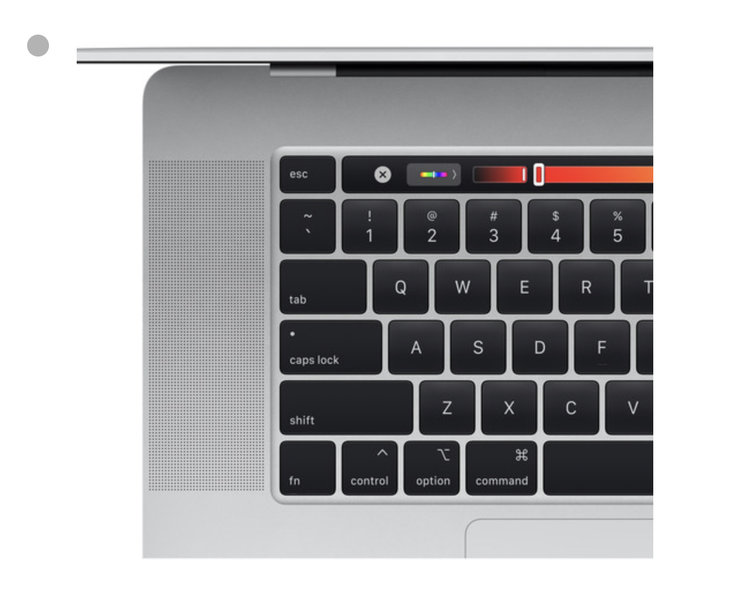 """Apple MacBook Pro 15"""" TOUCH 2.6GHz 6-Core i7/16GB/512GB SSD/560X/2018 (Silver)"""