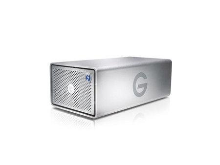 G-Tech D-G-Tech G-Raid USB,  8GB 7200, 2-Bay Removable, USB 3.0 Only