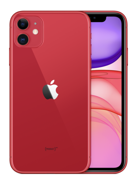 Apple iPhone 11 - 128GB - Red - Unlocked