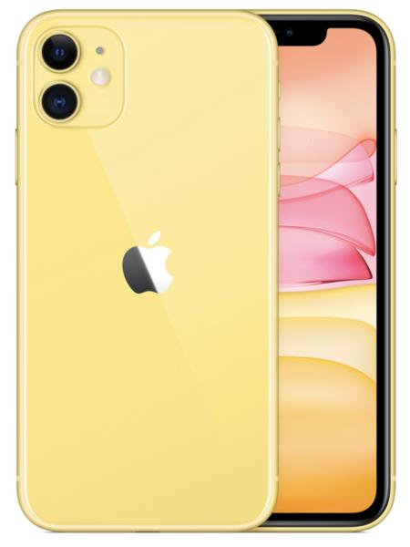 Apple iPhone 11 - 128GB - Yellow - Unlocked