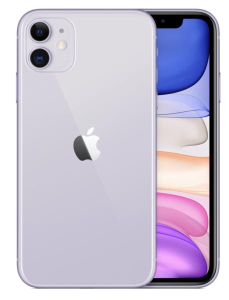 Apple iPhone 11 - 128GB - Purple - Unlocked