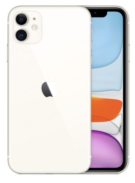 Apple iPhone 11 - 128GB - White - Unlocked