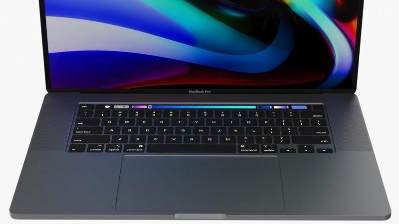 "Apple Pre-Loved MacBook Pro 16"" 2.3GHz 8-Core i9/16GB/1TB SSD/Radeon Pro 5300M/Intel UHD Graphics 630/ Scissor Keyboard / Space Grey / Late 2019"