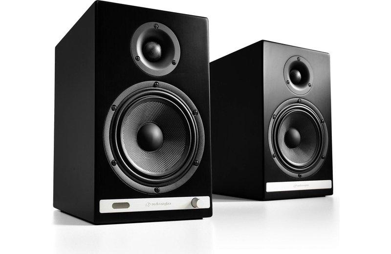 Audio Engine AudioEngine HD6 Premium Powered Speakers - Black