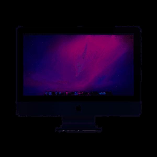 "Apple  iMac 21.5"" 2.7GHz i5/8GB/1TB/IrisPro/Late 2013"